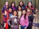温哥华华人妇女协会 管理层 2013