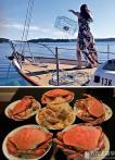 合法捕蟹才能吃得安心 非法捕蟹被罚的原因