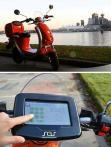 温哥华推出共享电动摩托车
