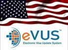 """11月1日起持中国护照而且不论你身在何地 进美国必须先完成""""EVUS""""登记"""