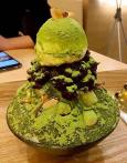 温哥华韩式冰沙店 最近很火