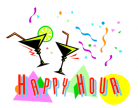 (温哥华) 有欢乐时光的餐馆 happy hour