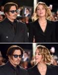 ୨୧ Johnny Depp 和 Amber Heard 离婚