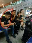 南京南站一男子涉嫌候车室公然猥亵小女孩