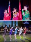 朝鲜最优秀的艺术团体之「牡丹峰乐团」