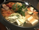 ♣ 韩式泡菜锅de食料