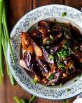 红烧茄子 ♣ 鱼香肉末茄子