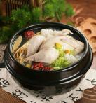 韩国人参鸡汤
