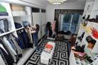 衣柜整理师 收费按照衣柜的长度来算