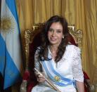 Christina Fernandez 阿根廷总统