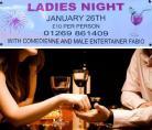 酒吧「女士之夜」