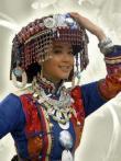 中国少数民族服饰 傈僳族