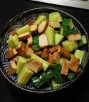 北方凉菜 黄瓜+豆干
