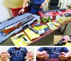 拦截「非法武器」进入加国