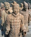 ✤ 最上镜《秦俑》 世界遗产在中国