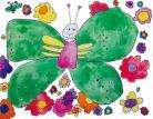「加拿大国际儿童艺术展」开始征集作品 《我心中的绿色梦》