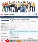 ✪ 加拿大移民局「认可学校」DLI