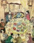 ♣ 中国式饭局的归纳 历史上八大饭局