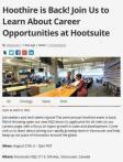 ✍ 10家互联网公司开放工作岗位 HootSuite招聘