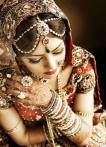 印度新娘 手部绘画有特色