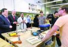 安省 全国第一个与联邦政府签署 加拿大就业补助计划