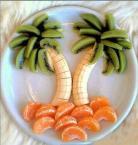 创意水果盘