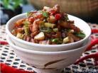 ♨ 酸菜炒肉丁