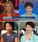 期待中美女主播激辩 却是平和问答 刘欣被深扒