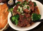 新记越南餐厅私房菜 人数多些去最好