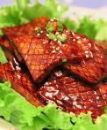 ♣ 酱汁杏鲍菇 看起来像肉