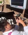 温哥华Yaletown提供区域免费Wi-Fi 有充电设施