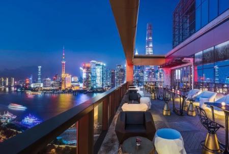 ☔️ 上海首家七星级酒店 主席套房12万一晚