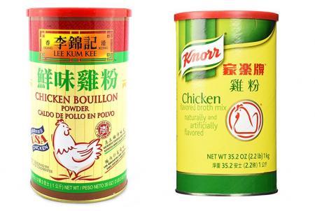 李锦记鲜味鸡粉 T&T㊕ C$7.38/罐1kg