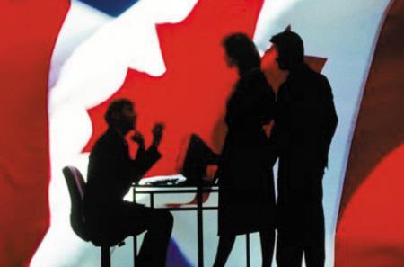 ✍ 2017 April 加拿大政府招聘驻北京官员推广形象