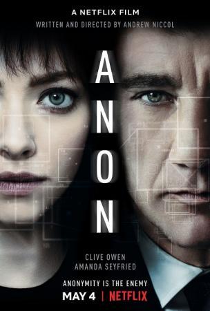 科幻电影《Anon 匿名者》