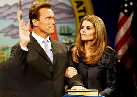 ✨ Arnold Schwarzenegger 夫妇