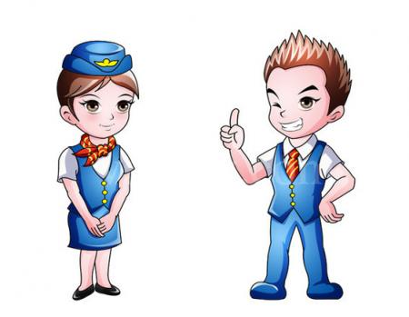 《我要当空姐》个头不高 手长也行 《后备空姐》空乘面试参考