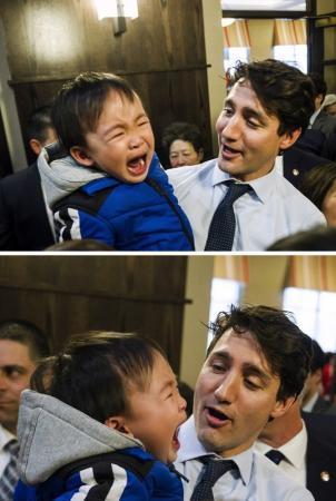 「宝贝记住了, 不是爸妈抱你 你就放声哭」