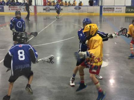 长曲棍球 Lacrosse