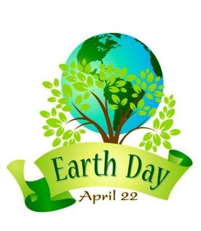 4月22日「地球日」Earth Day