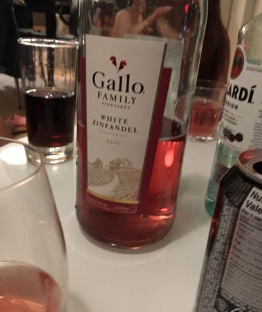 Gallo这款葡萄酒适合女生喝