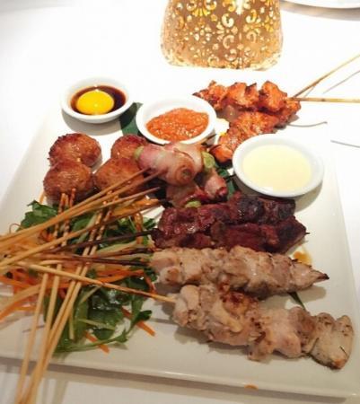 glowbal grill restaurant 菜品