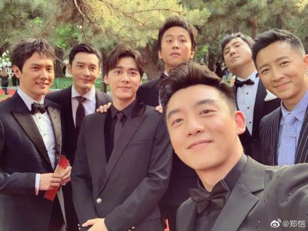 中国当代男星, 你有几个不认识?