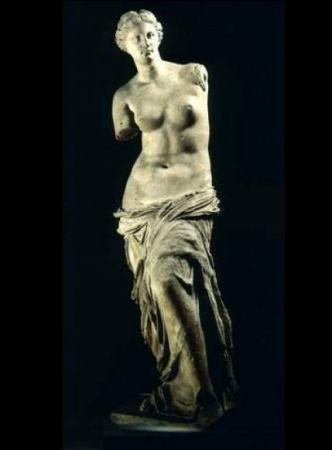 米洛岛的维纳斯 Venus