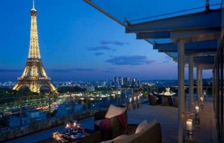 《看得见风景的房间》香格里拉大酒店