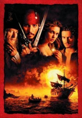 《加勒比海盗》系列