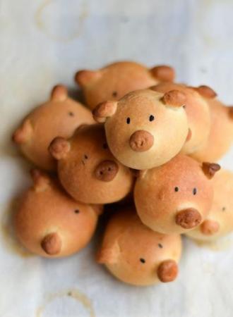 猪头小面包