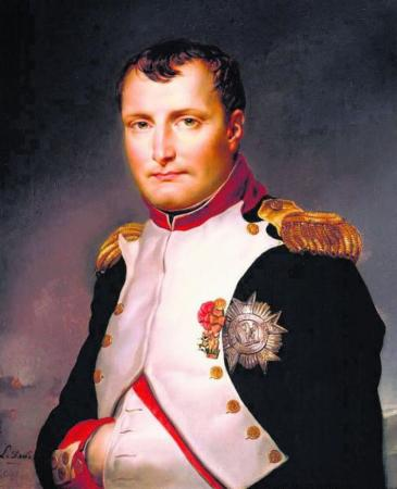 ♛ Napoléon Bonaparte 肖像