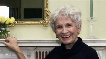加拿大女作家Alice Munro获诺贝尔文学奖