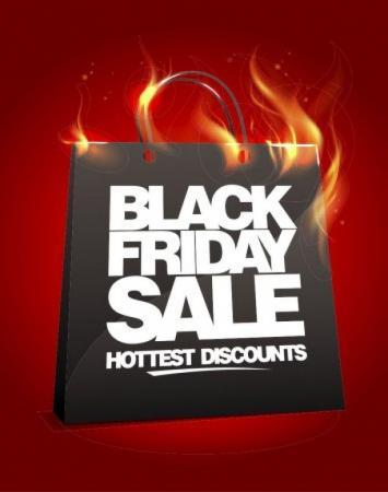 「黑色星期五」先查网后扫货 hottest discounts